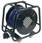 Stagewheel with Shielded Multicable 24 In - 4