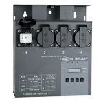 Showtec RP-405 Relay Pack, DMX Relais-Switchpack, 4 Kanal