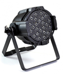 Varytec Studio Par Zoom Black RGB 24x3W LED
