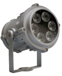 Flash LED PAR 36 6x10W RGBW 4in1 IP65