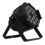 Flash LED PAR 64 18x10W RGBW 4w1 /AL. ODLEW/