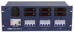 Showtec PSA-3212S Power distribution 3 x 32 amp