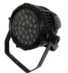 Flash LED PAR 64 36x 3W RGB IP65