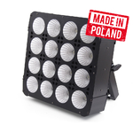Flash BLINDER LED 16X30W 4in1 COB 16 SEKCJI Mk2 PL