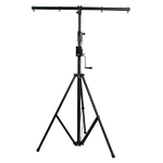 Showtec Wind-Up Lightstand and T-bar 3,1m