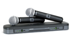 Shure Wireless Combo Dual Vocal - PG288/PG58