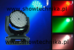 Flash LED GŁOWICA RUCHOMA STRONG ECO 150W
