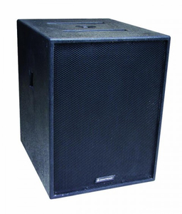 OMNITRONIC PAS-1500ND subwoofer 15""