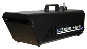 Flash HAZER 1500 DMX - WYTWORNICA DYMU/MGŁY