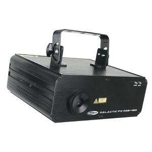 Showtec GALACTIC FX RGB-480 480MW RGB LASER WITH 5 EFFECTS