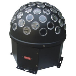 Flash LED CRYSTAL BALL 9W