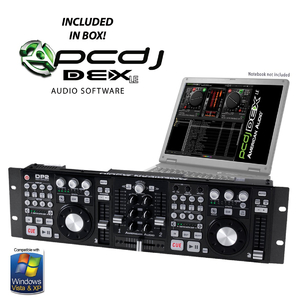 American Audio DP2 USB CONTROLLER + PCDJ soft