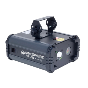 American DJ laser Atmospheric RG LED 110mW